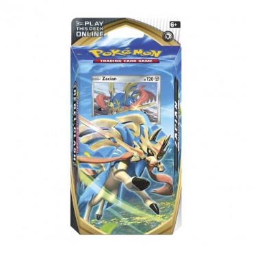 Pokemon Zacian Deck
