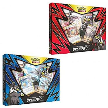 Pokemon Urshifu V Box Assorted