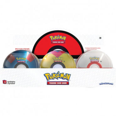 Pokemon Poke Ball Tin Series 6