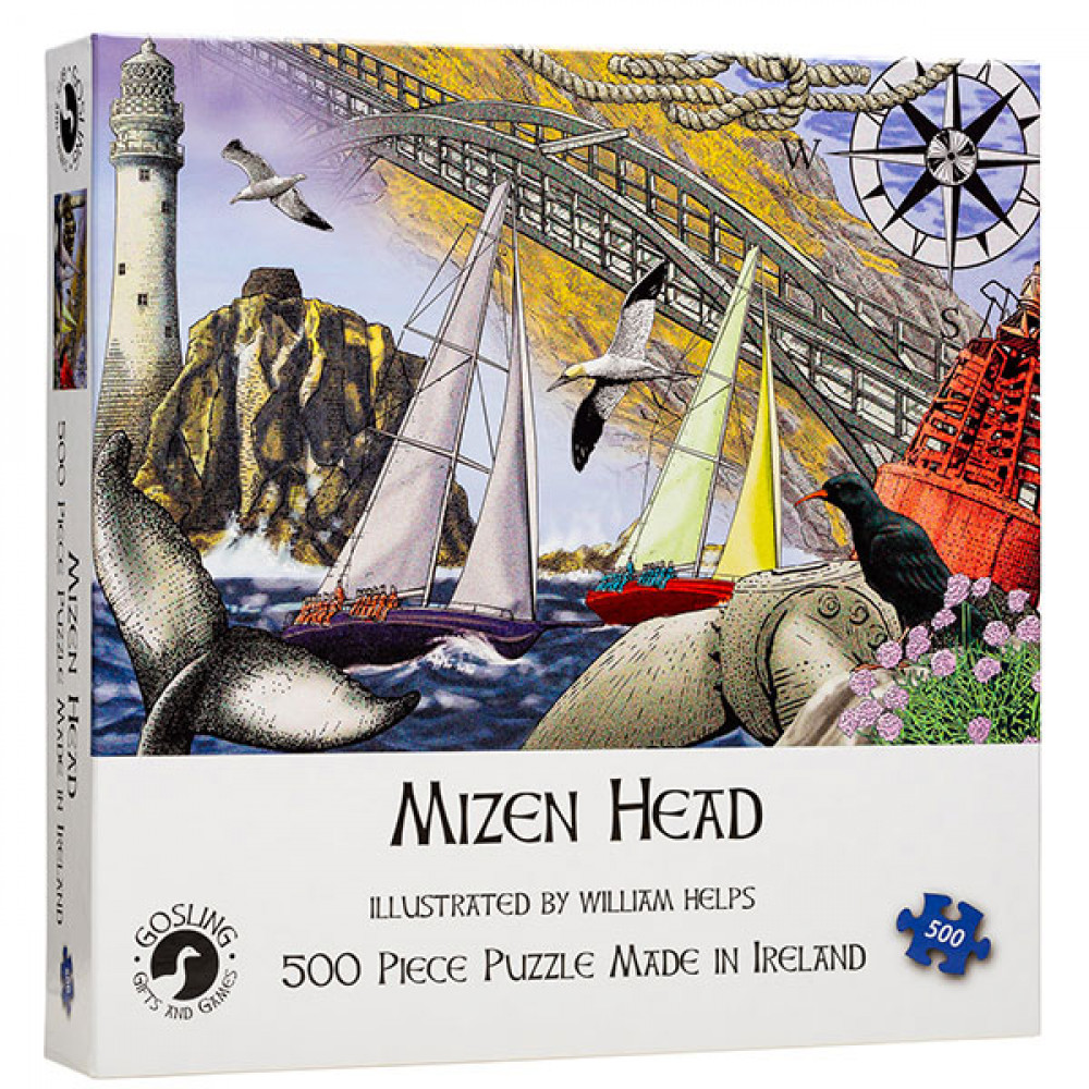 Mizen Head 500Pc Puzzle