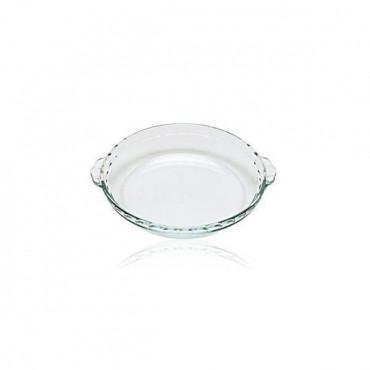 Cake Dish W/Handles Pyrex