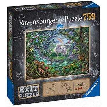 Escape Puzzle Unicorn 759 Piece