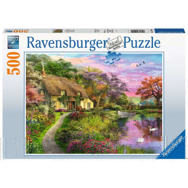 Country House 500Pce Puzzle