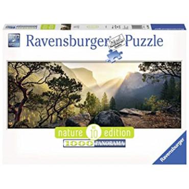 Yosemite Park Panoramic 1000Pc Puzzle