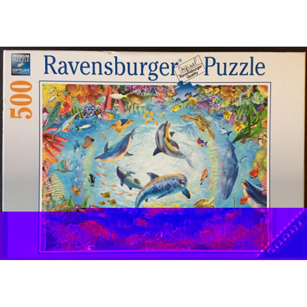 Cave Dive 500Pce Puzzle