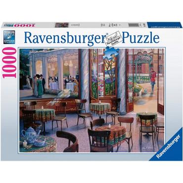 A Cafe Visit 1000Pc Puzzle