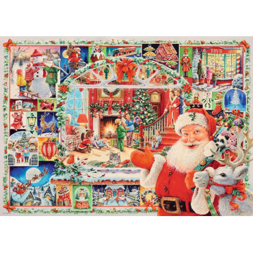 Christmas is Coming 1000pc