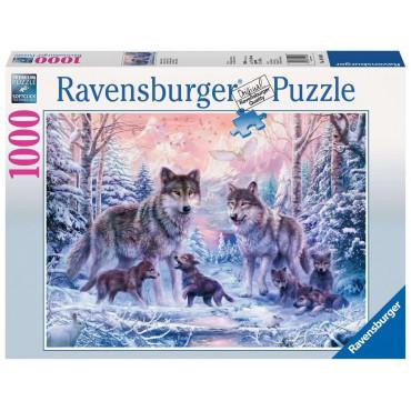 Arctic Wolves 1000 Piece Puzzle