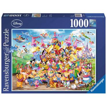 Disney Carnival 1000 Piece Puzzle