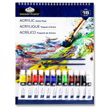 Acrylic Artists Pack