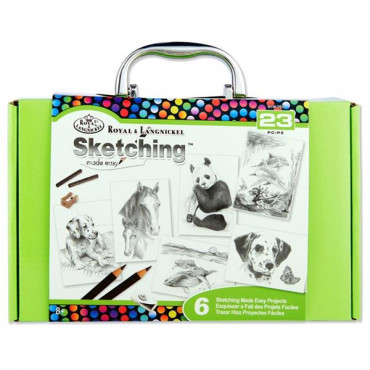 Mini 23pce Sketching Made Easy Box Set
