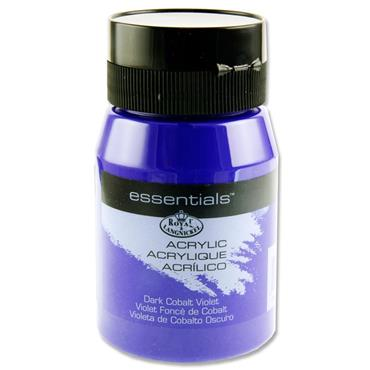 Acrylic Paint Dark Cobalt Violet Pot