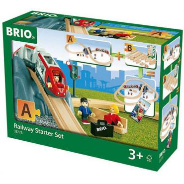 Brio Train Starter Set