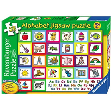 Alphabet Puzzle 30 Pce