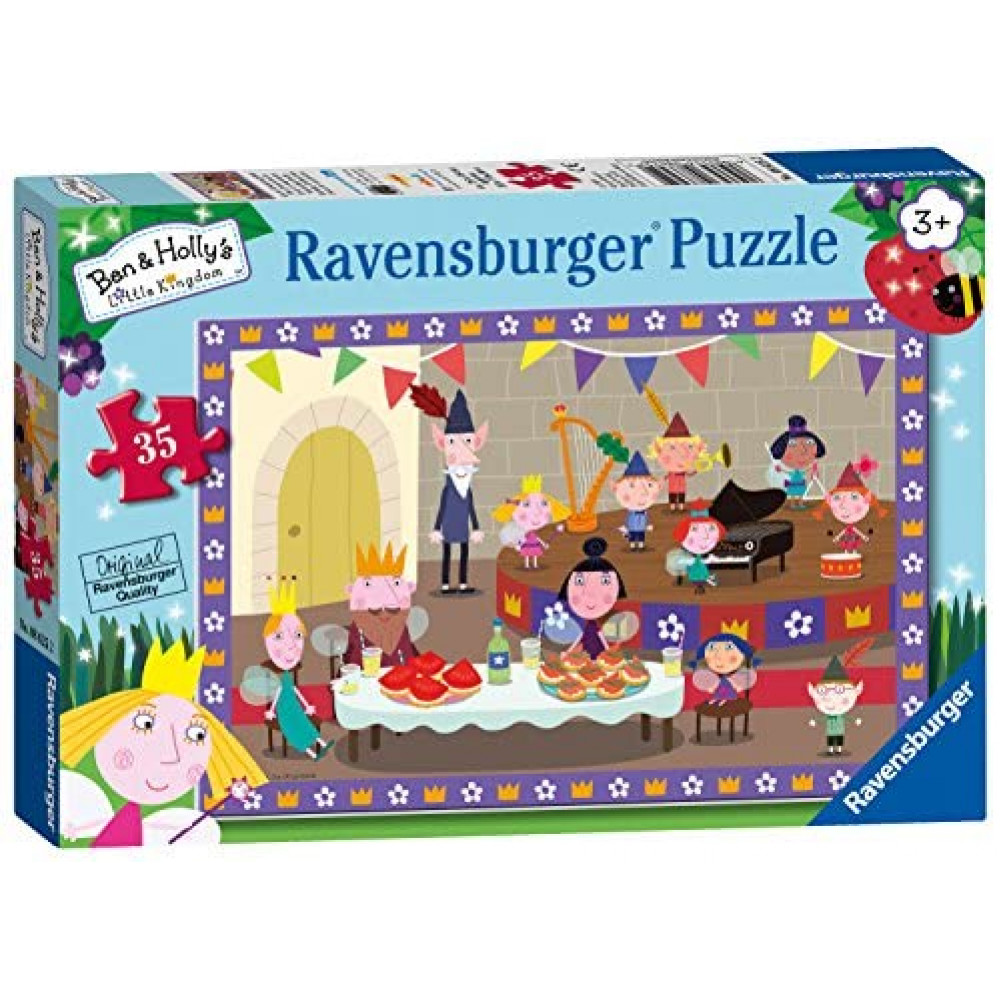 Ben And Holly 35Pce Puzzle