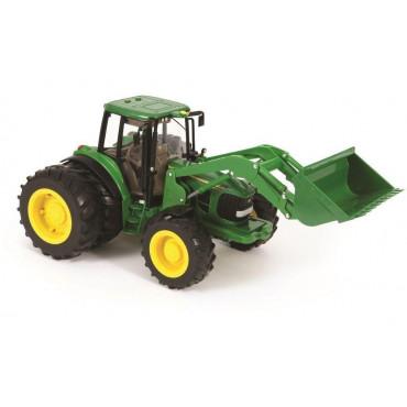 Jh Deere 6830 Tractor W-Dual Wheels