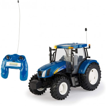 Radio Controlled New Holland Big Farm Tractor