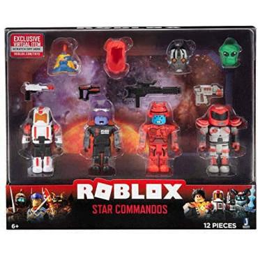 Roblox Four Figure Pack Star Commandos