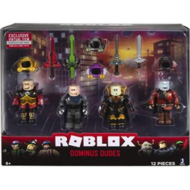 Roblox Four Figure Pack Dominus Dudes