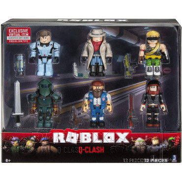 Roblox Multipack Q Clash