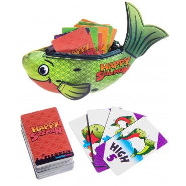 Happy Salmon Game Green