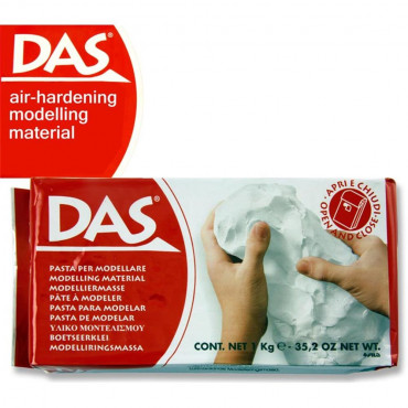 Das  Air Drying Clay  1Kg