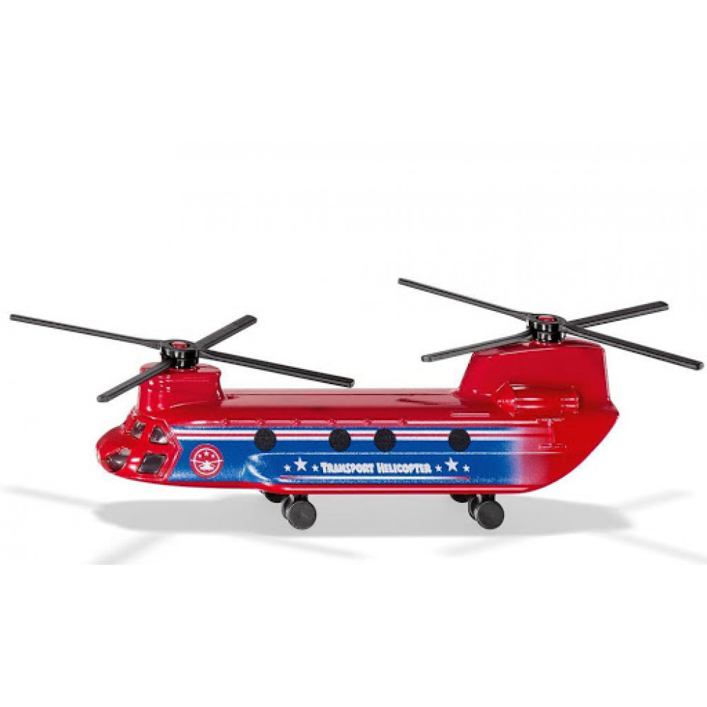 Transport Helicopter 1:87 scale