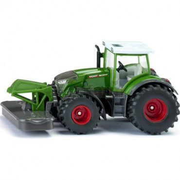 1:50 FENDT 942 VARIO WITH FRONT MOWER