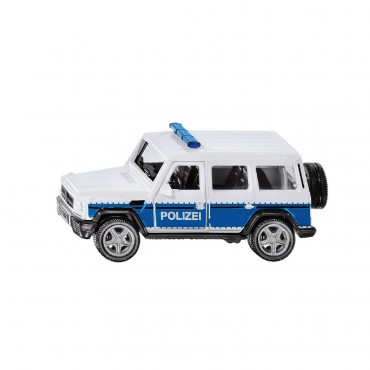 Mercedes AMG G65 Federal Police Vehicle 1:50