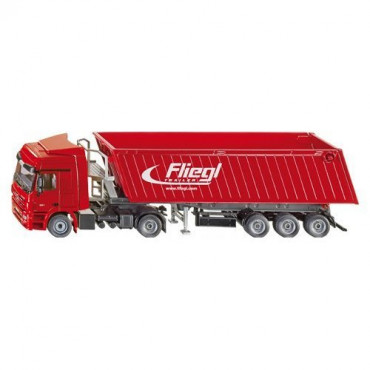Lorry with Trough Tipper 1:50