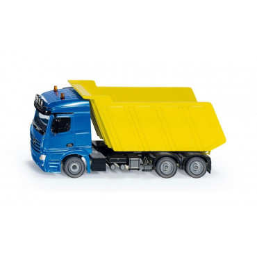 Mercedes Benz Acros With Tipping Trailer 1:50
