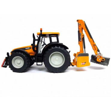 Valtra With Kuhn Mower 1:32