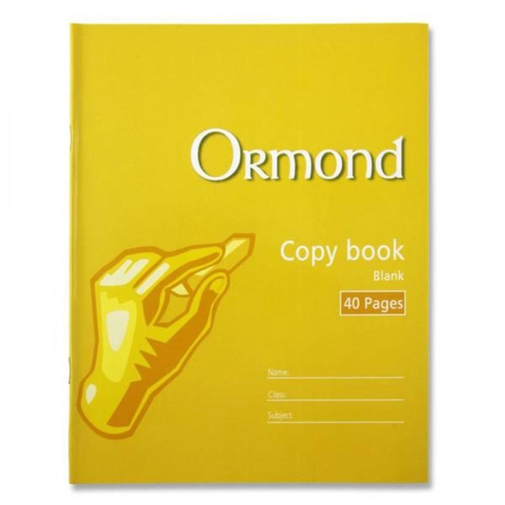 Blank Copy Ormond 40Pg