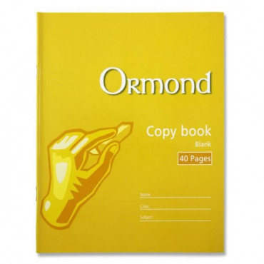 Blank Copy Ormond 40Pg