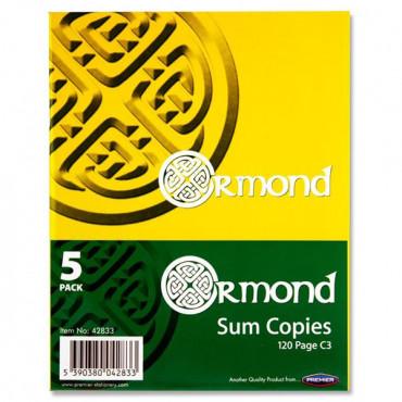 120pg Sum Copy Pk5 Ormond