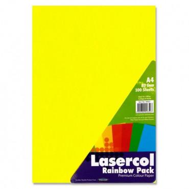 A4 Activity Paper Rainbow