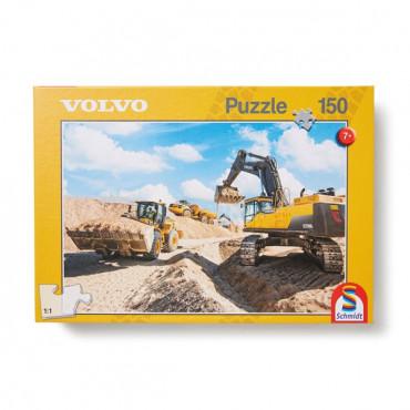 Volvo Tractor 150pc Puzzle