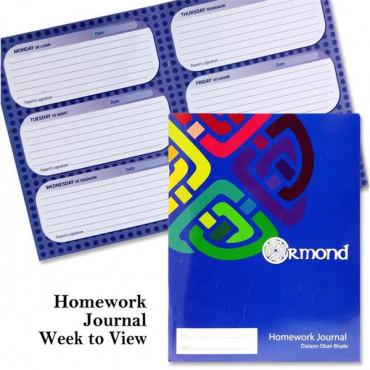 Homework Journal 88PG