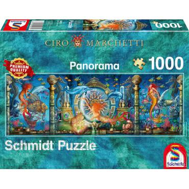 Ciro Marchetti 1000pce Puzzle Underwater World