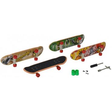 Finger Skateboard 4 Pack