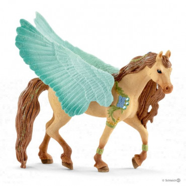 Decoraged Pegasus Stallion