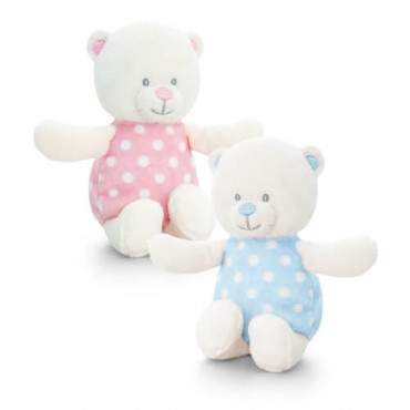 Teddy Bear Baby Rattle 13Cm Assorted