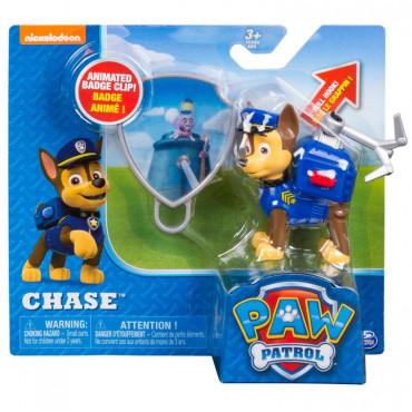 Paw Patrol Action Pup & Badge