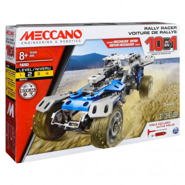 Meccano Truck With Self Contained Motor