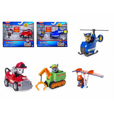 Paw Parol Ultimate Rescue Mini Vehicles