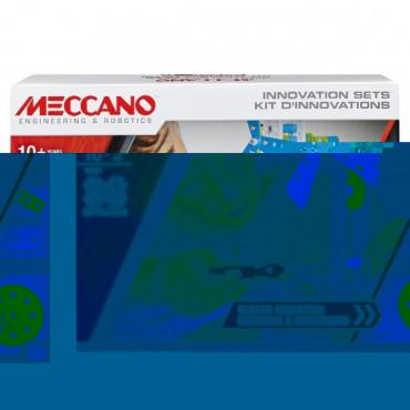 Meccano Geared Machines