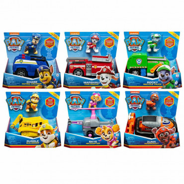 Paw Patrol Core Basic Vehicle With Pup