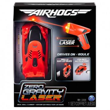 Air Hogs Red Zero Gravity Lazer Racer
