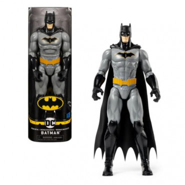 Batman Figure 12In De Lux Figure