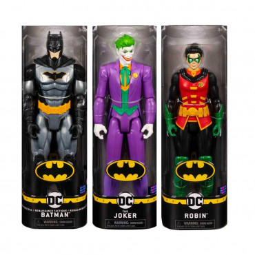 Dc Batman Figures 30Cm Asst